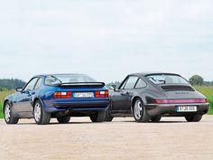 Porsche 944 Turbo vs. 911 Carrera 2