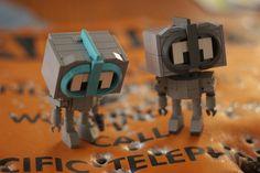 """""""Exploder"""" robots"""