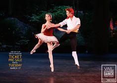 Lauren Lovette & Joseph Gordon of New York City Ballet perform George Balanchine's Tarantella.