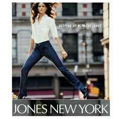 Jones New York jeans with slimming Jones New York jeans with secret slimming Sz 16. Excellent like new condition. Sorry no trades. Jones New York Jeans Straight Leg