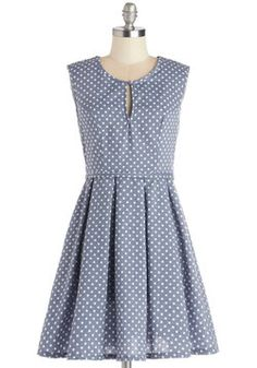 Picnic in the Pasture Dress, #modcloth - Mink Pink