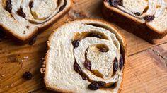 NYT Cooking: Cinnamon Raisin Swirl Bread
