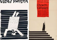 """Movie Poster of the Week: """"Wild Strawberries"""" and the Posters of Jerzy Flisak on Notebook 