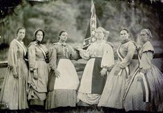 Women were not allowed to help with the Civil War unless they were nurses. Four hundred women served in the war. Some historical records show that over sixty women were wounded or killed.