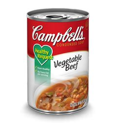 Cambell's Healthy Request Soups