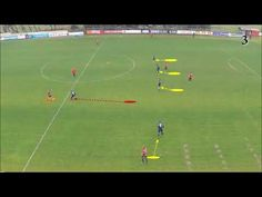 27 Drills for Defending With 4 at The Back (DRONE). Maurizio Sarri - YouTube