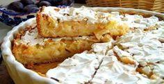 Šťavnatý jablkovo-smotanový koláč - Receptik.sk