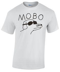 Modern Baseball - MOBO Dog Tee - White
