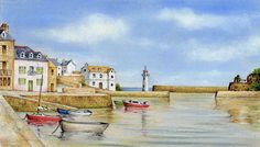 Imagen de http://www.colinbradleyart.co.uk/home/wp-content/uploads/2014/03/Harbour-Scene.jpg.