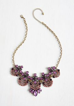 Adorn for This Necklace. Its your calling to flaunt this statement necklace with poise and panache! #multi #modcloth