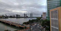 Boa noite Recife.