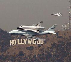 CALIFORNIAS FLYOVER