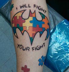 autism tattoos24