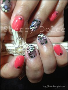 「The Rolling Stones☆Nail」の画像|Sherry BLOG-Nail &a… |Ameba (アメーバ)