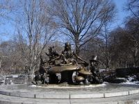 Central Park Monuments - Alice in Wonderland : NYC Parks