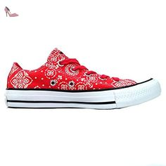 Converse Chuck Taylor All Star 547325 C Red and shades of red 5 UK / 39 EU - Chaussures converse (*Partner-Link)