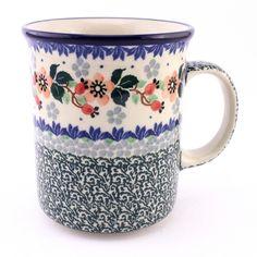 New pattern by Ceramika Artystyczna, #PolishPottery, from http://slavicapottery.com