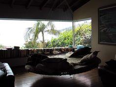 Cozy sofa nook