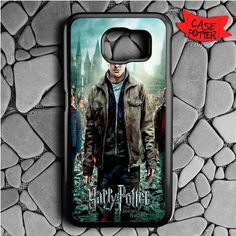 Harry Potter Deathly Hallows Part 2 Poster Samsung Galaxy Black Case Samsung Galaxy S4 Cases, Galaxy S5 Case, Cell Phone Cases, Galaxy S7, Deathly Hallows Part 2, Harry Potter Deathly Hallows, Chevron, S7 Case