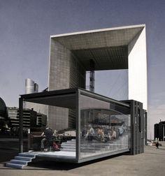 Proposal of Architecture Pavilion by Ubicuo Diseño + Deriva Colectivo