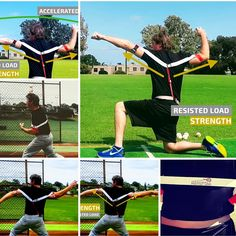 "#BASEBALL #PITCHING TRAINER: Wear it, and #pitch / #throw as usual, patented Exoprecise resistance builds strength, triggering acceleration. Instantly increasing #ArmSpeed and #PitchingVelocity, strengthening #PowerPitching muscles, guiding you to proper #PitchingMechanics throughout your kinetic chain; training ""muscle memory"" critical for a game day #Pitcher"