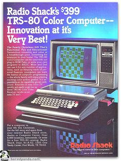 Vintage computer ads | 15 Vintage Computer Ads That Used To Be Cool | Bored Panda