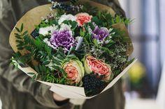 Букет, цветочная композиция, цветы