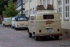 1962 VW T1 Bus Allersheimer Pils von Holzminden Deutschland, Volkswagen Treffen Hessisch Oldendorf 2013