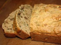 It's easy to be fooled into believing that zucchini bread is good for you – it's made with vegetables after all! In actuality, many recipes are weighed down with fat and sugar -- so we're going to lighten things up.