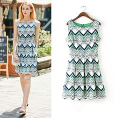 New Arrival O-Neck Summer Dress,Fashion Dress ,TB-013