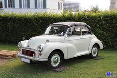 1956 - 1969 Morris Minor 1000 Convertible Cabrio Cabriolet