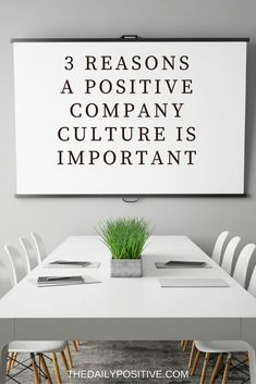 College graduates entering the workforce are willing to make 7% less in starting pay to work for an organization that shares their values. What makes a company's culture good? While every company is going to approach it in a different way, there are some
