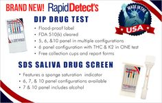 Welcome to Rapid Detect INC! RDI is a leading source for rapid drug test kits. A rapid drug test will save your company dollars and time by using disposable rapid tests that display results in 5 minutes.