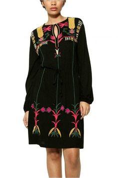Desigual - šaty Cover Up, Cold Shoulder Dress, Dresses, Fashion, Vestidos, Moda, Fashion Styles, Dress, Fashion Illustrations