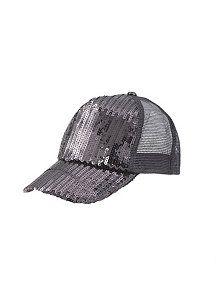 Sequin Baseball Hat
