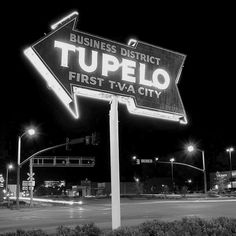 Tupelo, Mississippi -  My 1st job was teaching 2nd graders