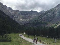 possible Pyrenees hike-- Cirque de Gavarnie