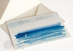 МОРСКОЙ БРИЗ - мастерская каллиграфии «Особое приглашение»