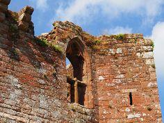 P80700281 Brougham Castle: the picturesque ruin