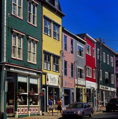 Welcome to Newfoundland and Labrador Immigration - Office of Immigration and Multiculturalism East Coast Canada, Float Your Boat, O Canada, Newfoundland And Labrador, Come And See, The Row, Photo Galleries, Beautiful Places, Street View