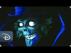 Behind the Scenes: Hatbox Ghost Reappears in Haunted Mansion at Disneyland Park « Disney Parks Blog