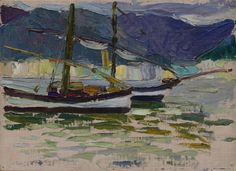 ALONGTIMEALONE: terminusantequem: Wassily Kandinsky (Russian,...