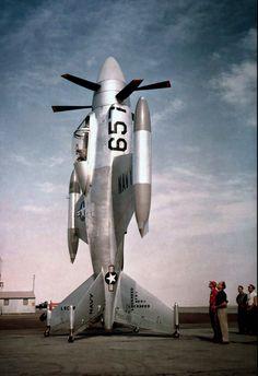 Lockheed XF-1