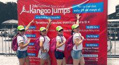 kangoo jumps 2° festival cholula, Puebla