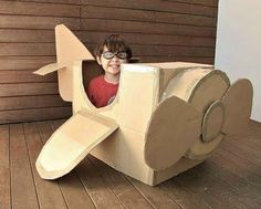 Avion para niños!