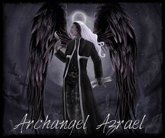 Azrael: Angel of Death by gaux-gaux on DeviantArt Male Angels, Angels And Demons, Archangel Azrael, Angel Of Death, Angel Art, Dark Night, Dark Fantasy, Occult, Les Oeuvres