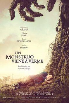 Un monstruo viene a verme adapta la novela homónima de Patrick Ness, a su vez inspirada en una idea original de Siobhan Dowd, tienes que verla.