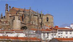 Catedral de Plasencia.  #historia #turismo http://www.rutasconhistoria.es/loc/catedral-de-plasencia