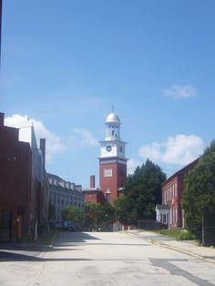 Biddeford Mills Museum
