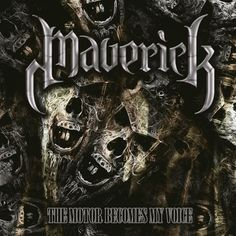 MAVERICK: Listen to the new album for free – Metal Media – One of the surprises of this year in Brazil, MAVERICK, have just released their debut, 'The Motor Becomes My Voice' for free listening on YouTube. Originally from the city of São José do Rio Pardo, the group immediate secured a partnership with traditional Shinigami Records and its Thrash Metal on the likes of Machine Head/Pantera...